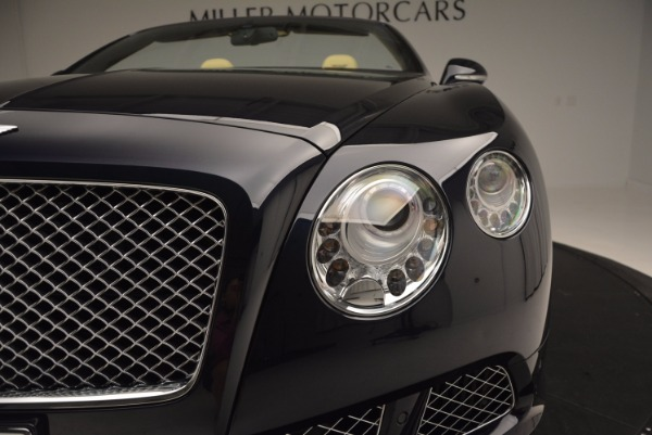 Used 2012 Bentley Continental GTC for sale Sold at Bugatti of Greenwich in Greenwich CT 06830 26