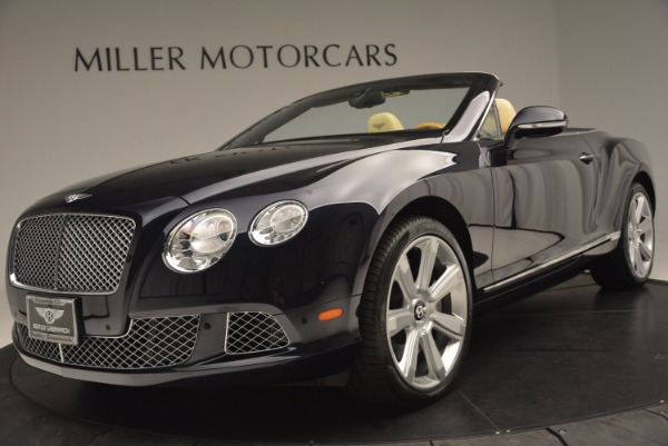 Used 2012 Bentley Continental GTC for sale Sold at Bugatti of Greenwich in Greenwich CT 06830 28