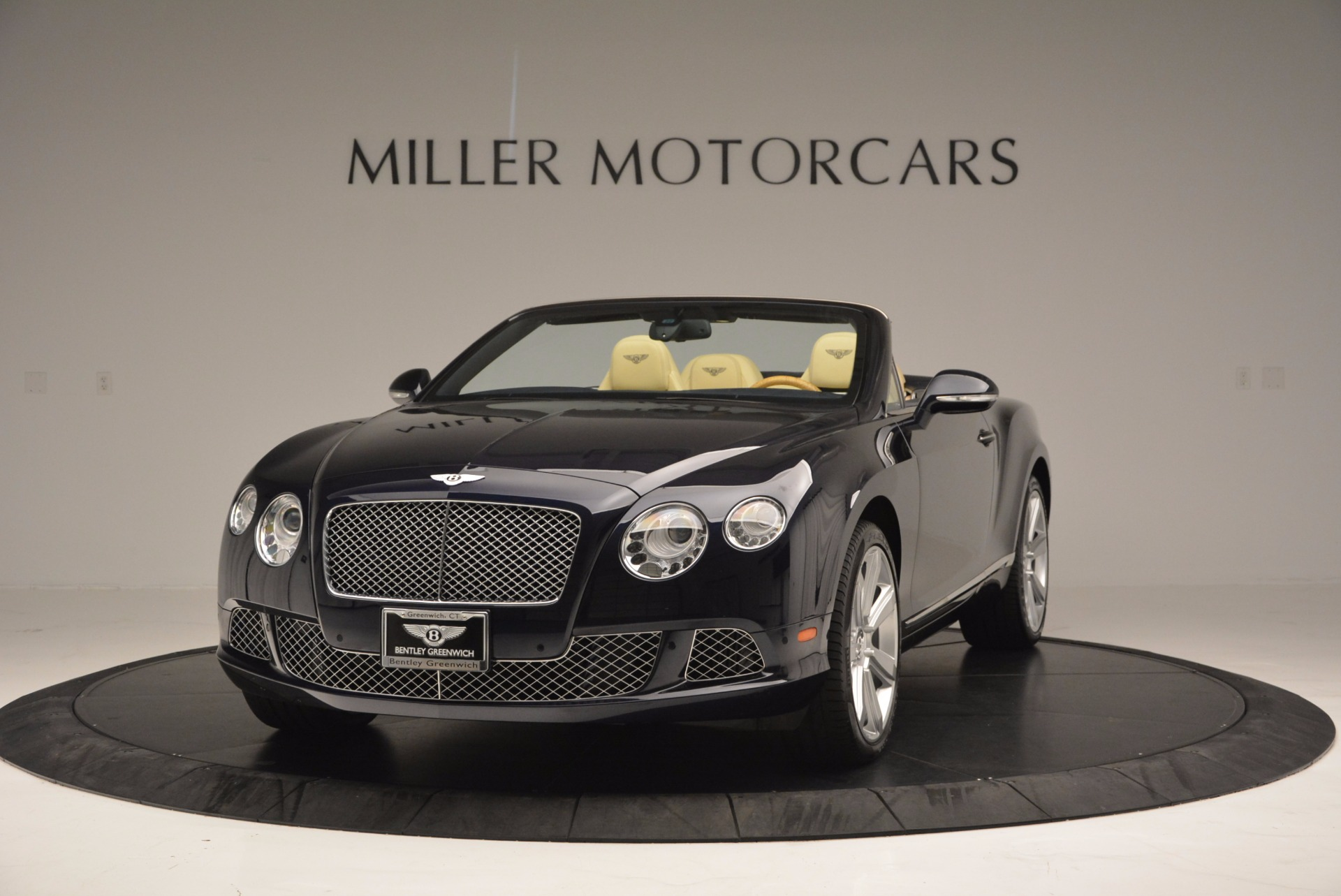 Used 2012 Bentley Continental GTC for sale Sold at Bugatti of Greenwich in Greenwich CT 06830 1