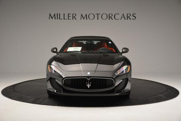 New 2016 Maserati GranTurismo Convertible MC for sale Sold at Bugatti of Greenwich in Greenwich CT 06830 12