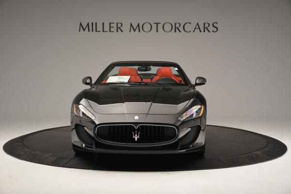New 2016 Maserati GranTurismo Convertible MC for sale Sold at Bugatti of Greenwich in Greenwich CT 06830 13