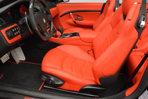New 2016 Maserati GranTurismo Convertible MC for sale Sold at Bugatti of Greenwich in Greenwich CT 06830 21