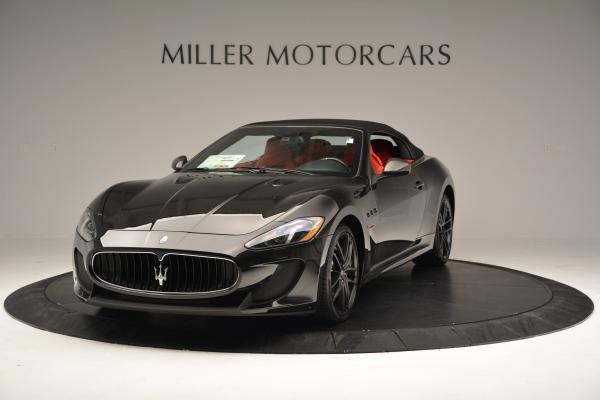 New 2016 Maserati GranTurismo Convertible MC for sale Sold at Bugatti of Greenwich in Greenwich CT 06830 8