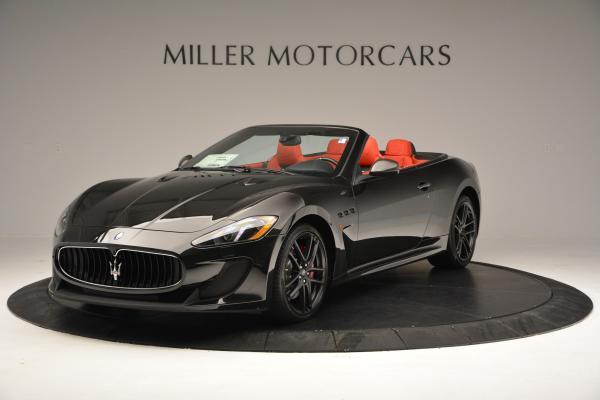 New 2016 Maserati GranTurismo Convertible MC for sale Sold at Bugatti of Greenwich in Greenwich CT 06830 1