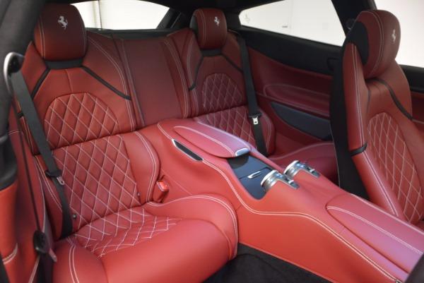 Used 2017 Ferrari GTC4Lusso for sale Sold at Bugatti of Greenwich in Greenwich CT 06830 21