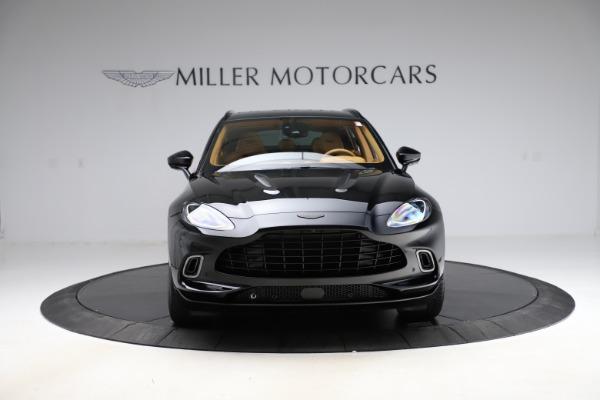 New 2020 Aston Martin DBX SUV for sale Call for price at Bugatti of Greenwich in Greenwich CT 06830 11