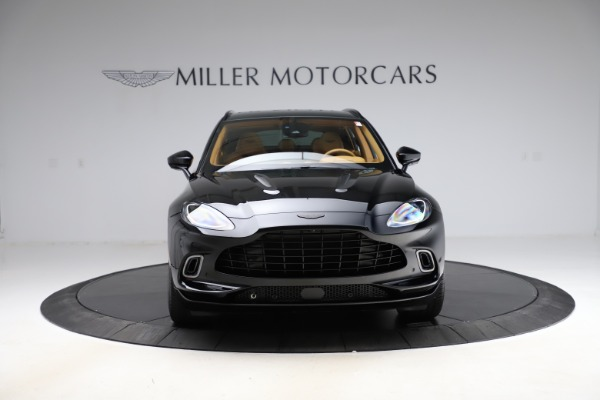 New 2021 Aston Martin DBX for sale Sold at Bugatti of Greenwich in Greenwich CT 06830 11