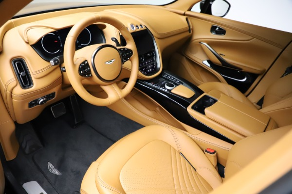 New 2021 Aston Martin DBX for sale Sold at Bugatti of Greenwich in Greenwich CT 06830 13