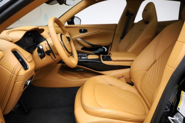 New 2020 Aston Martin DBX SUV for sale Call for price at Bugatti of Greenwich in Greenwich CT 06830 14