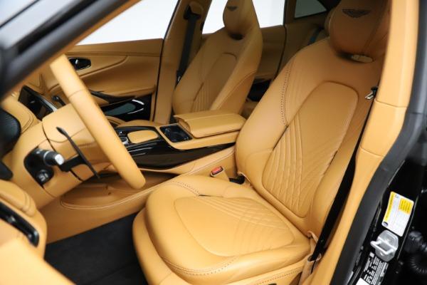 New 2020 Aston Martin DBX SUV for sale Call for price at Bugatti of Greenwich in Greenwich CT 06830 15