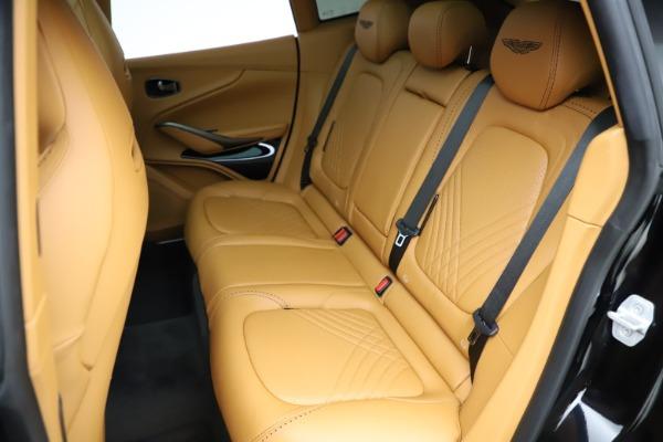 New 2020 Aston Martin DBX SUV for sale Call for price at Bugatti of Greenwich in Greenwich CT 06830 19