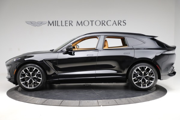 New 2021 Aston Martin DBX for sale Sold at Bugatti of Greenwich in Greenwich CT 06830 2