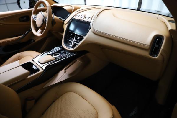 New 2020 Aston Martin DBX SUV for sale Call for price at Bugatti of Greenwich in Greenwich CT 06830 20