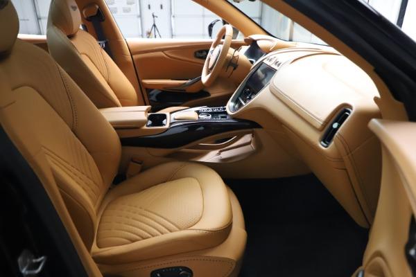 New 2021 Aston Martin DBX for sale Sold at Bugatti of Greenwich in Greenwich CT 06830 21