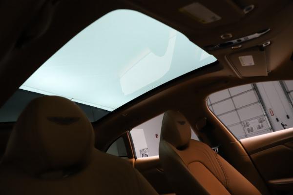 New 2020 Aston Martin DBX SUV for sale Call for price at Bugatti of Greenwich in Greenwich CT 06830 23