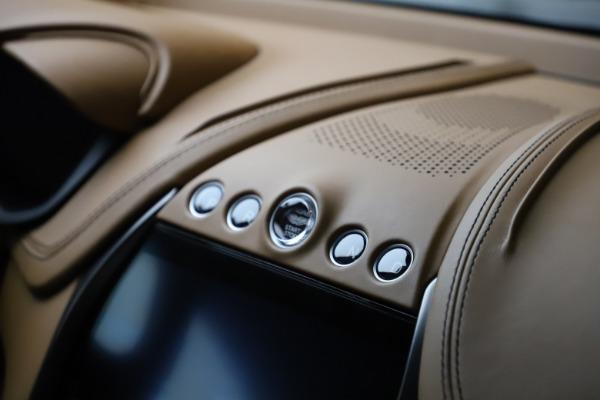 New 2020 Aston Martin DBX SUV for sale Call for price at Bugatti of Greenwich in Greenwich CT 06830 25