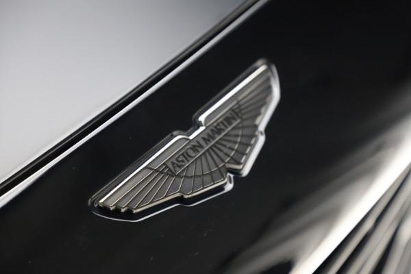 New 2020 Aston Martin DBX SUV for sale Call for price at Bugatti of Greenwich in Greenwich CT 06830 26