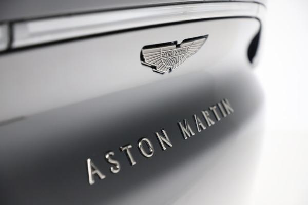 New 2020 Aston Martin DBX SUV for sale Call for price at Bugatti of Greenwich in Greenwich CT 06830 27