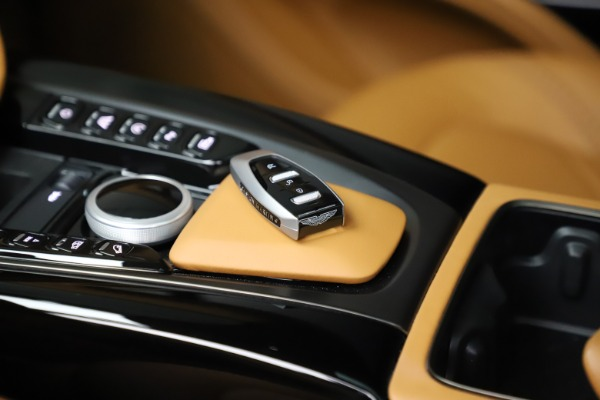 New 2021 Aston Martin DBX for sale Sold at Bugatti of Greenwich in Greenwich CT 06830 28