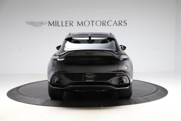 New 2021 Aston Martin DBX for sale Sold at Bugatti of Greenwich in Greenwich CT 06830 5