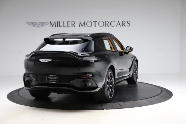 New 2021 Aston Martin DBX for sale Sold at Bugatti of Greenwich in Greenwich CT 06830 6