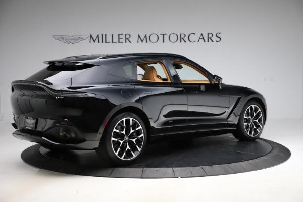 New 2020 Aston Martin DBX SUV for sale Call for price at Bugatti of Greenwich in Greenwich CT 06830 7