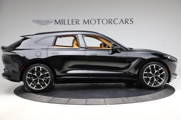 New 2021 Aston Martin DBX for sale Sold at Bugatti of Greenwich in Greenwich CT 06830 8