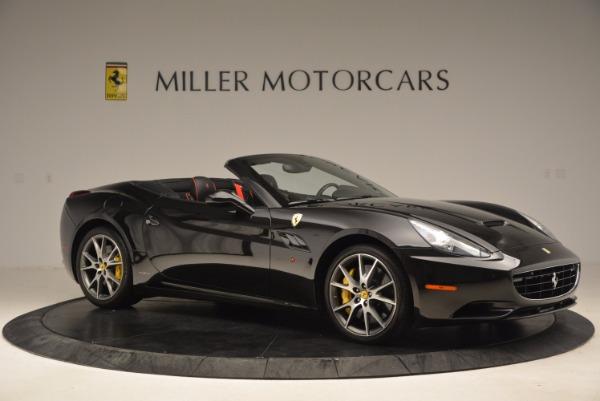 Used 2013 Ferrari California for sale Sold at Bugatti of Greenwich in Greenwich CT 06830 10