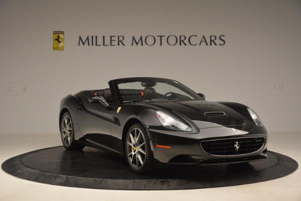 Used 2013 Ferrari California for sale Sold at Bugatti of Greenwich in Greenwich CT 06830 11