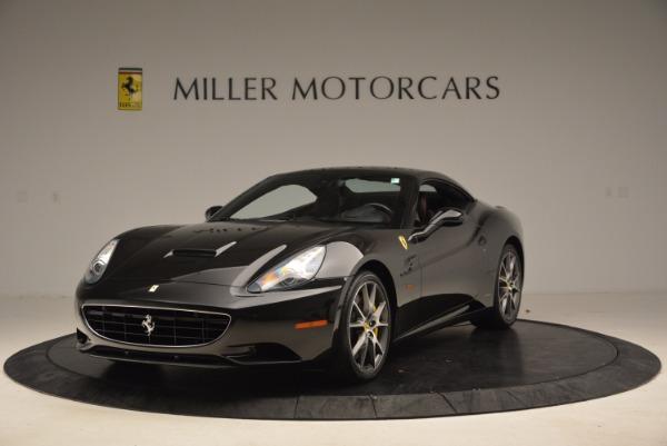 Used 2013 Ferrari California for sale Sold at Bugatti of Greenwich in Greenwich CT 06830 13