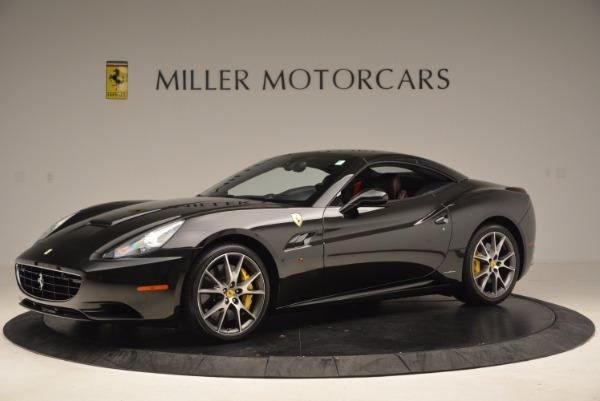 Used 2013 Ferrari California for sale Sold at Bugatti of Greenwich in Greenwich CT 06830 14