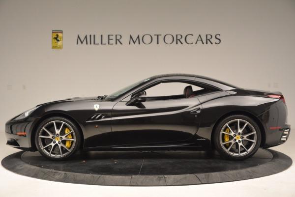 Used 2013 Ferrari California for sale Sold at Bugatti of Greenwich in Greenwich CT 06830 15