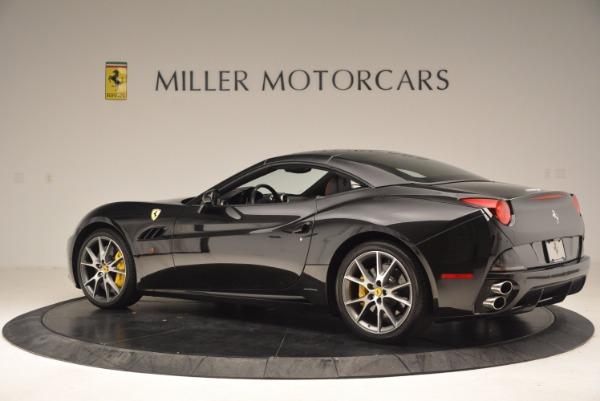 Used 2013 Ferrari California for sale Sold at Bugatti of Greenwich in Greenwich CT 06830 16