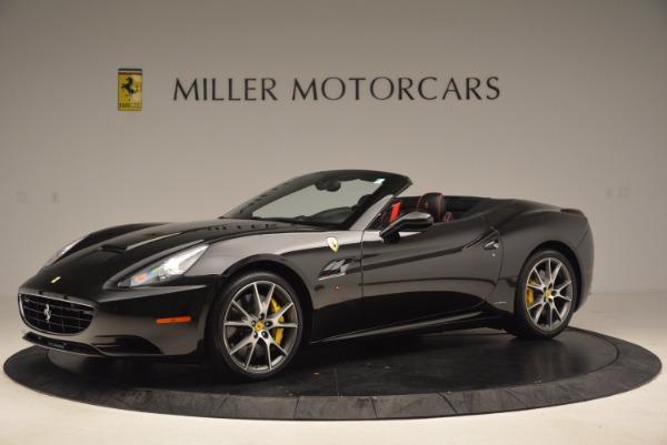 Used 2013 Ferrari California for sale Sold at Bugatti of Greenwich in Greenwich CT 06830 2