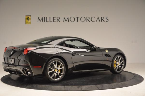 Used 2013 Ferrari California for sale Sold at Bugatti of Greenwich in Greenwich CT 06830 20