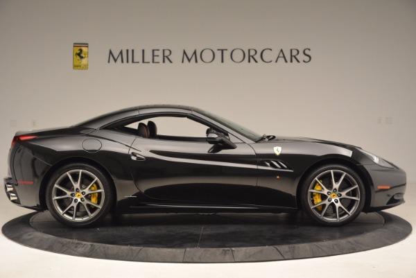 Used 2013 Ferrari California for sale Sold at Bugatti of Greenwich in Greenwich CT 06830 21
