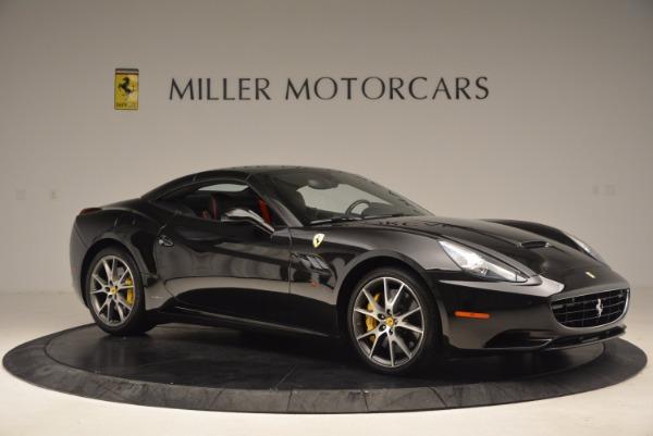 Used 2013 Ferrari California for sale Sold at Bugatti of Greenwich in Greenwich CT 06830 22