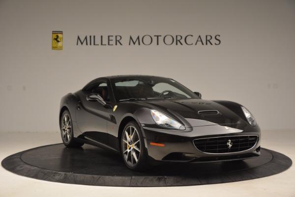 Used 2013 Ferrari California for sale Sold at Bugatti of Greenwich in Greenwich CT 06830 23