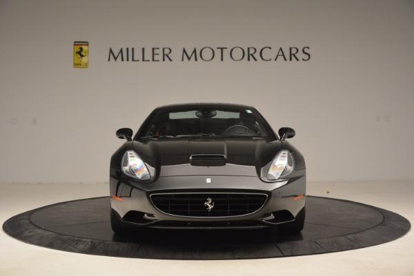 Used 2013 Ferrari California for sale Sold at Bugatti of Greenwich in Greenwich CT 06830 24
