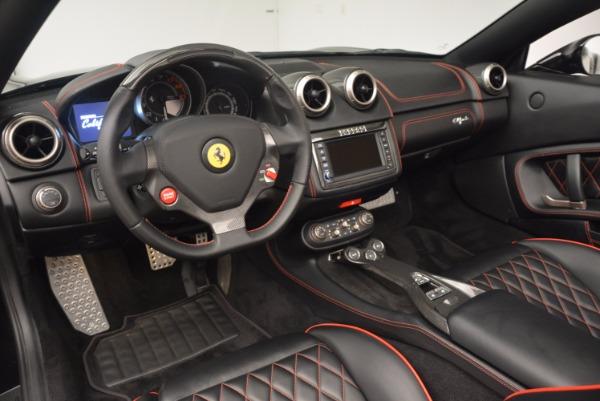 Used 2013 Ferrari California for sale Sold at Bugatti of Greenwich in Greenwich CT 06830 25