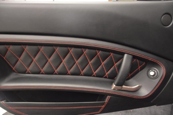 Used 2013 Ferrari California for sale Sold at Bugatti of Greenwich in Greenwich CT 06830 28
