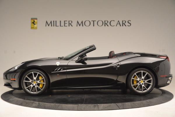 Used 2013 Ferrari California for sale Sold at Bugatti of Greenwich in Greenwich CT 06830 3