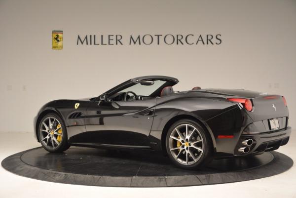 Used 2013 Ferrari California for sale Sold at Bugatti of Greenwich in Greenwich CT 06830 4