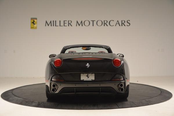 Used 2013 Ferrari California for sale Sold at Bugatti of Greenwich in Greenwich CT 06830 6