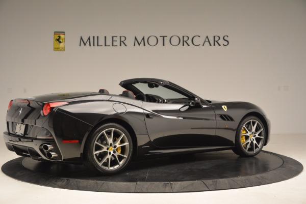 Used 2013 Ferrari California for sale Sold at Bugatti of Greenwich in Greenwich CT 06830 8