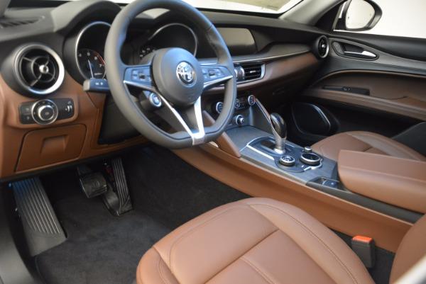 New 2018 Alfa Romeo Stelvio Ti Q4 for sale Sold at Bugatti of Greenwich in Greenwich CT 06830 13