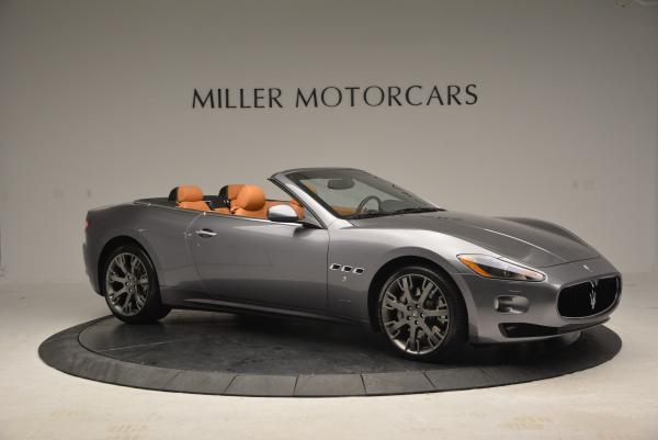 Used 2012 Maserati GranTurismo for sale Sold at Bugatti of Greenwich in Greenwich CT 06830 10