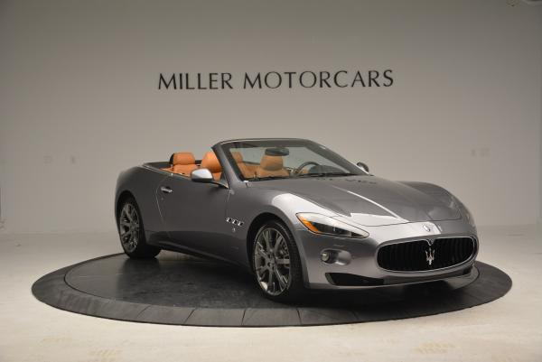 Used 2012 Maserati GranTurismo for sale Sold at Bugatti of Greenwich in Greenwich CT 06830 11