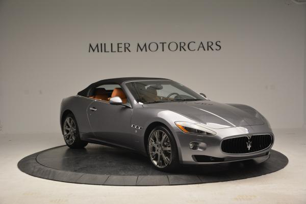 Used 2012 Maserati GranTurismo for sale Sold at Bugatti of Greenwich in Greenwich CT 06830 18