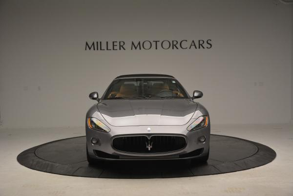 Used 2012 Maserati GranTurismo for sale Sold at Bugatti of Greenwich in Greenwich CT 06830 19